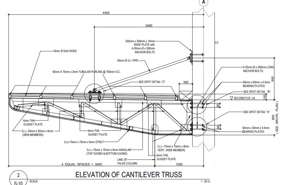 Cantiliver Truss Section Detail.png